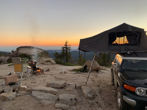 #roomwithaview in the Sierras