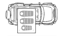 FJ Cruiser Night Configuration