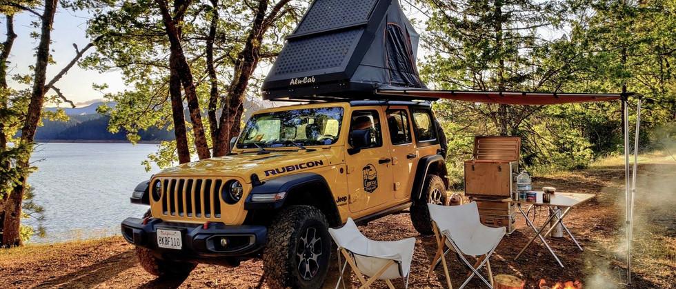 Jeep Campervan Rental