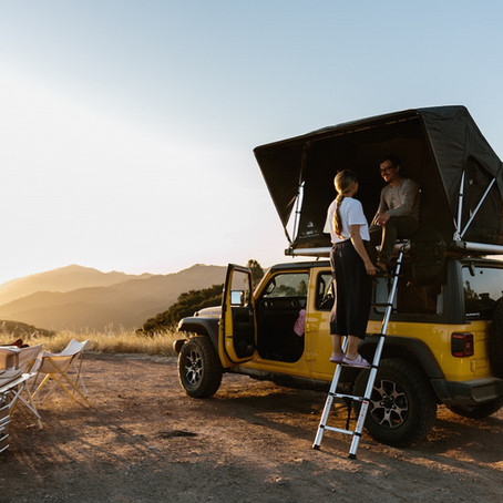 Top 5 things to know before a 4x4 overlanding vacation