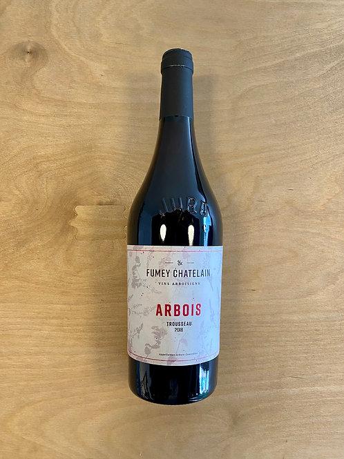 Arbois Trousseau - Fumey Châtelain - 2018