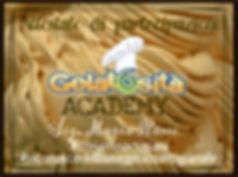 Attestato partecipazione ai corsi Gelatosità Academy