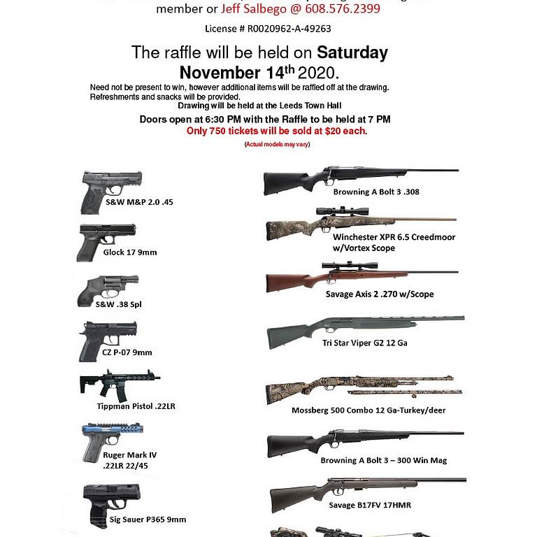 Gun Raffle Event