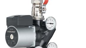 Laddomat, dispozitiv de ridicare a temperaturii pe circuitul de retur