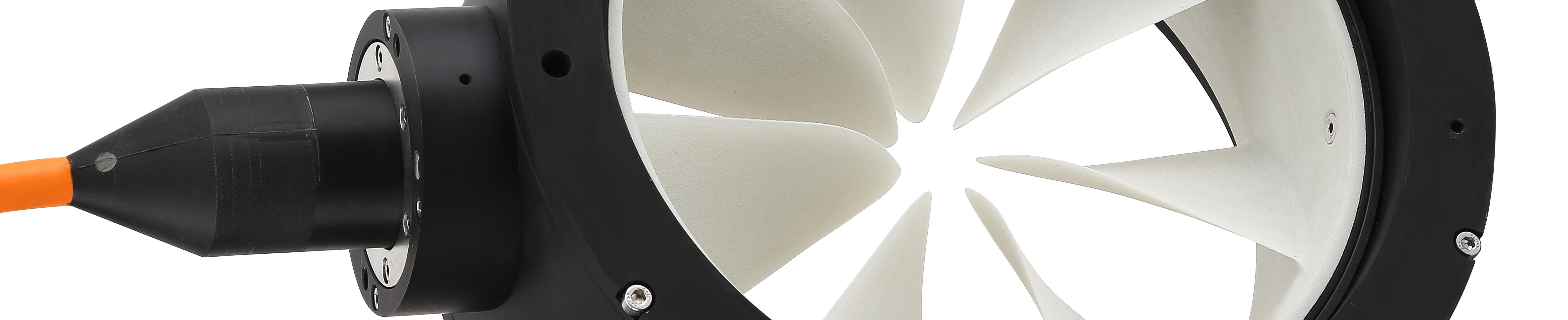 Symmetric propeller