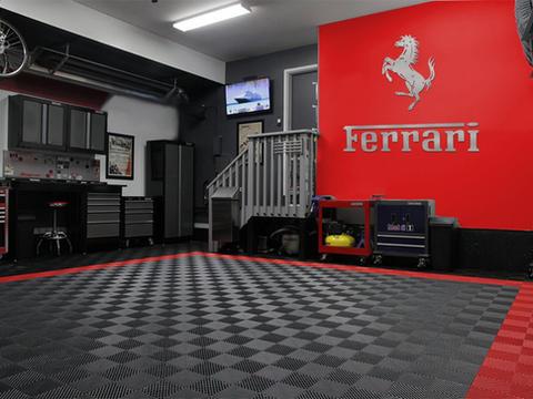 Ferrari Prancing Horse Combo