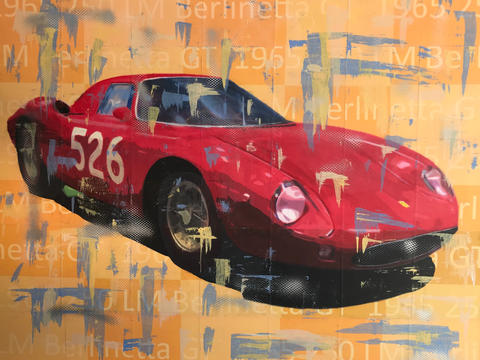 1965 250 LM Berlinetta GT