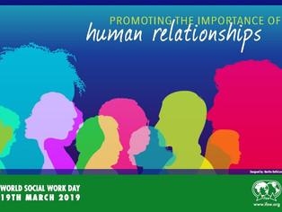 19. marec - Svetovni dan socialnega dela
