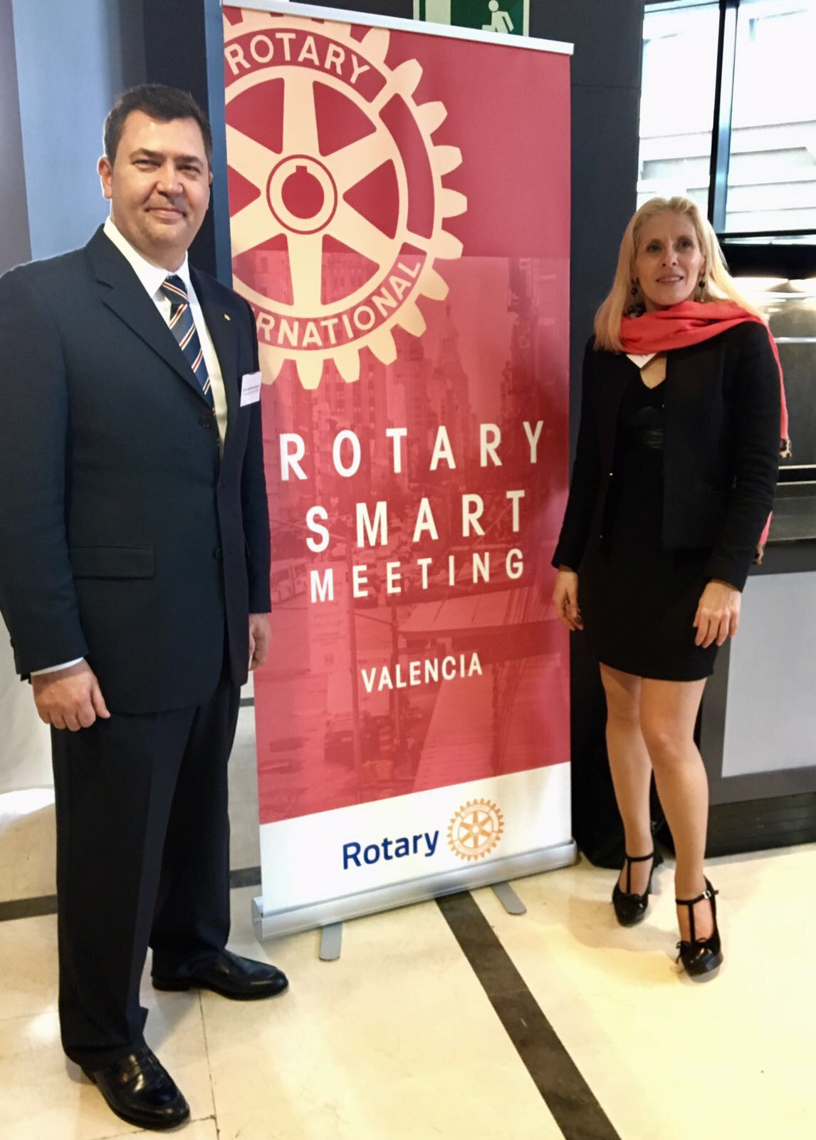 Rotary Smart Meeting Valencia