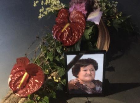Umrla je dolgoletna članica zbornice, Ida Jurgec