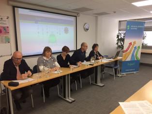 Tiskovna konferenca - neudeležba kandidatov in predlagateljev na nadomestnih volitvah v državni svet