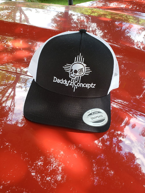 Daddy'z Hat - Black