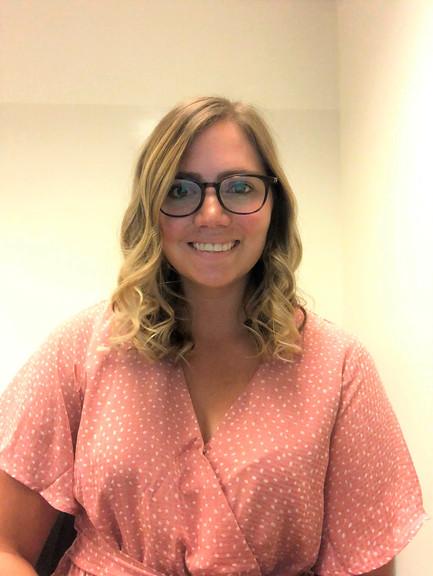 Kara Gesink: Director of Finance & Administration