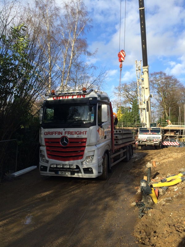 Rigid Gigaspace On SIte