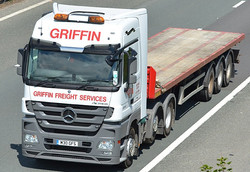 Actros Spotted On Motorway