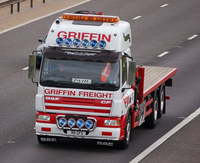 Daf CF On-Route