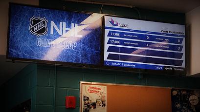 Arena Yvon Chartrand Laval