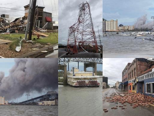 Les Louisianais se mobilisent pour sauver des vies et reconstruire après Laura