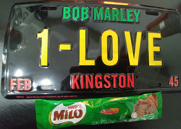 One love.....