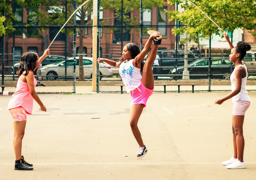 Jammin Jumpers - Brooklyn Double Dutch Team