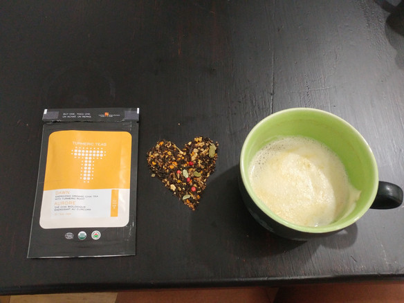 Turmeric teas bringing sexy back back to turmeric