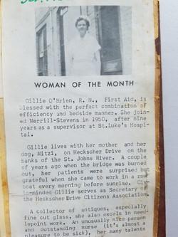 Gillie O'Brian