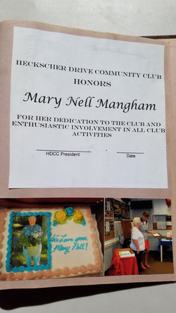 Members Recognition