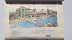 Plans for Ft George Harbor