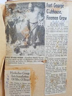 Ft George Volunteer Fire Dept
