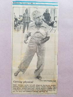 Early Member Exercising