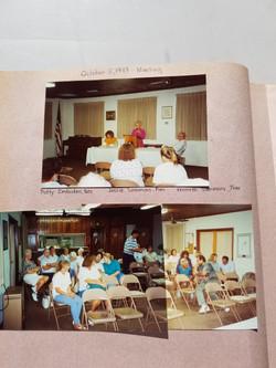 Club Meeting 10-5-1993