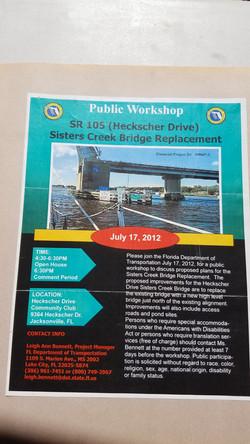 Sinsters Creek Bridge Replacement