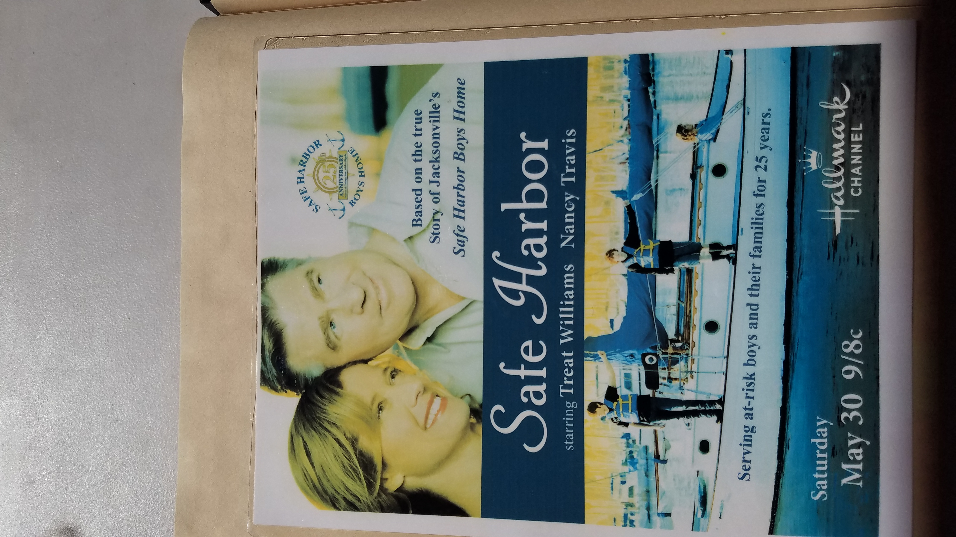 Safe Harbor Boys Movie