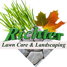 Richter Lawn Care and Landscaping logo