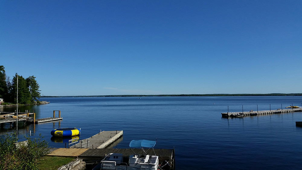 It is a beautiful Fourth of July weekend on Kabetogama.  It's not too late to start planning your summer vacation!   There are many nice sunny days ahead on the lake for you to enjoy!!  Give us a call 218-875-2471 or check out our website for more information www.voyageurssunriseresort.com.