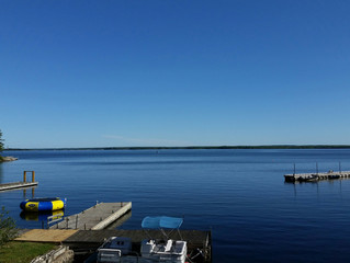 A Beautiful Day on Kabetogama