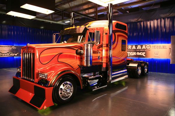 trucker gifts trick my truck big rig 1.j