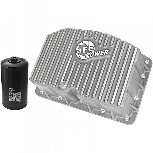 AFE Street Series Engine Oil Pan