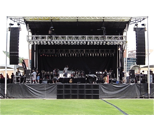 Concert Production and Entertainment