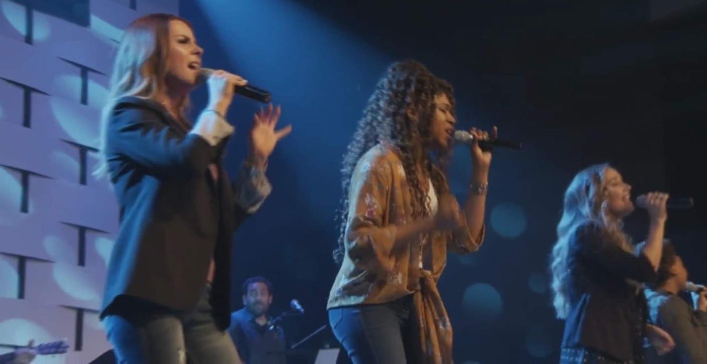 Mia's Ministry MIA Worship Singer Trio
