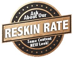 Nashville Website Design Reskin Rate
