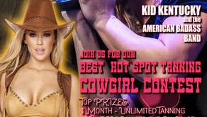 HOT SPOT TANNING Best Cowgirl Outfit