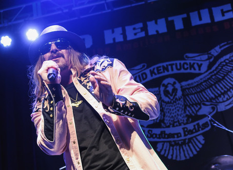 Hey, are you Kid Rock!?