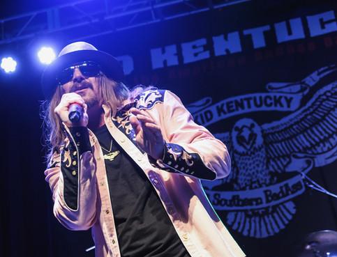Kid Kentucky Kid Rock Tribute Show Mercu