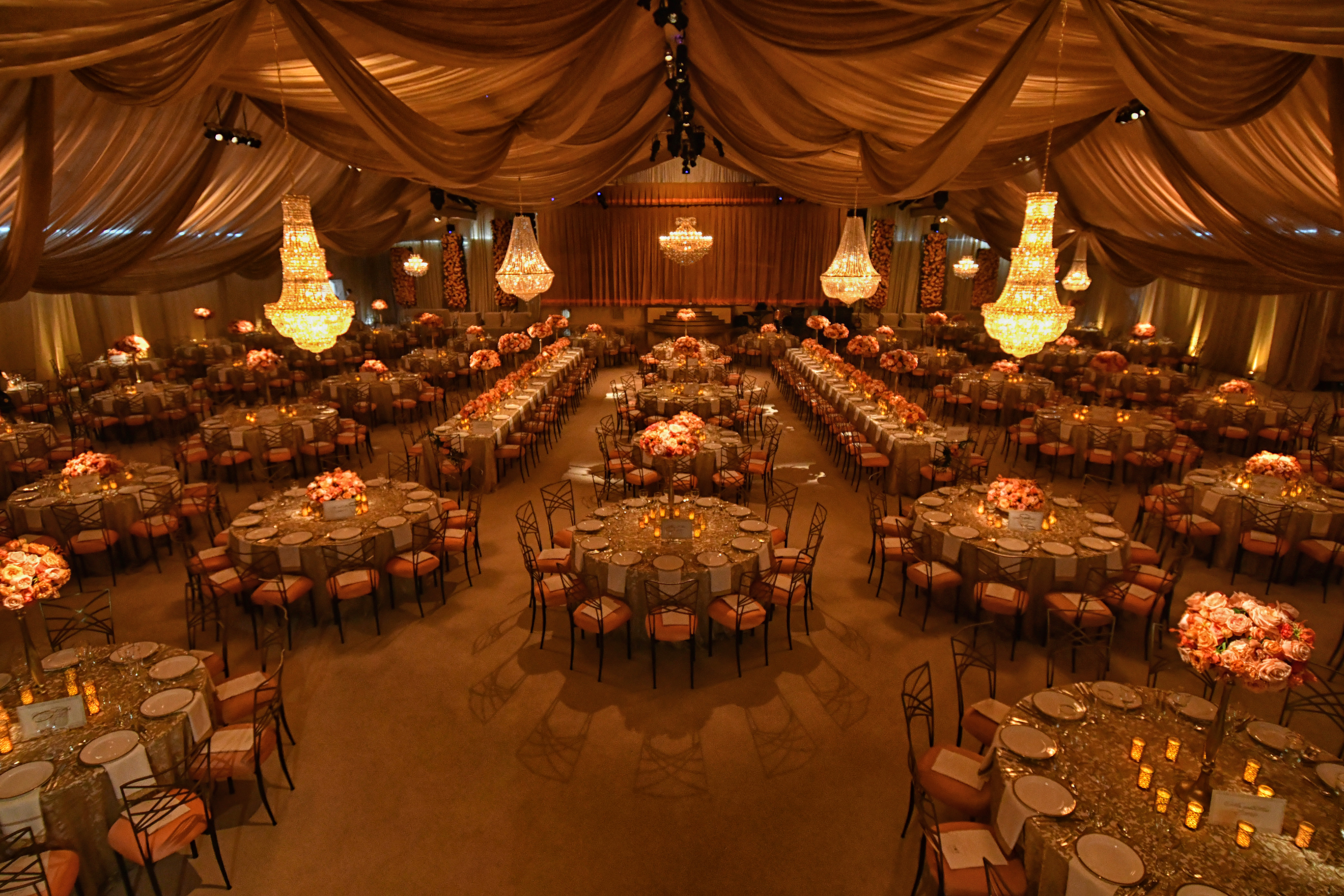 Corporate Dinners and Live Concerts