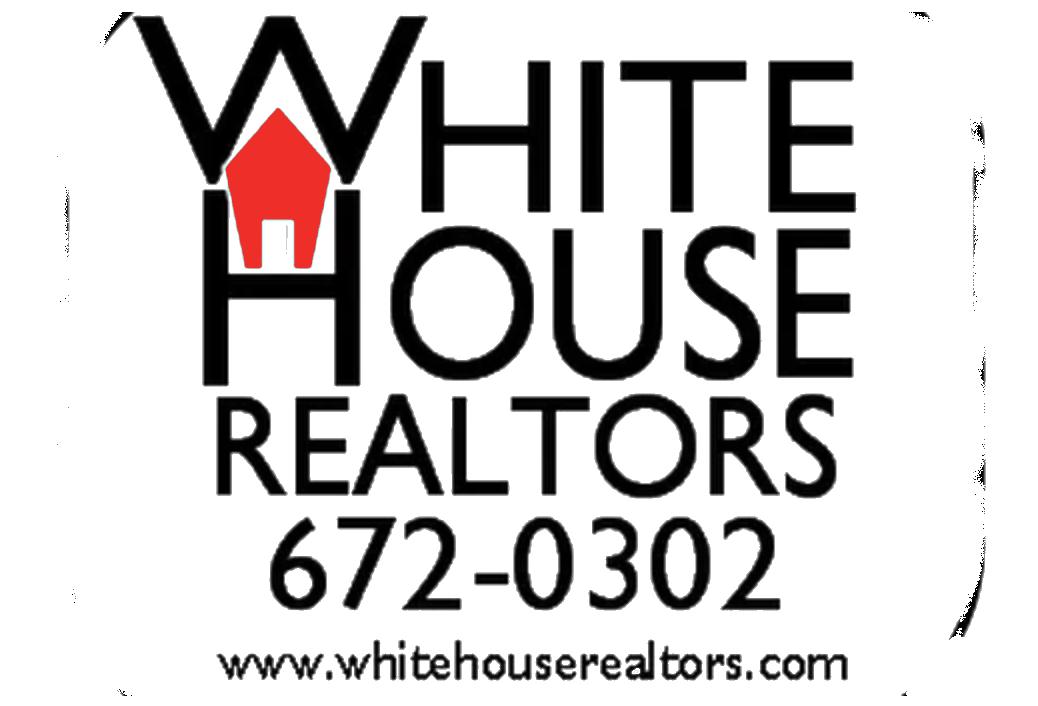 White House On Fire Realtors Logo