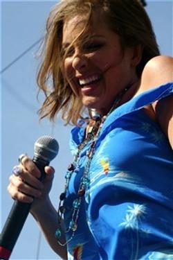 Sarah Buxton Nashville