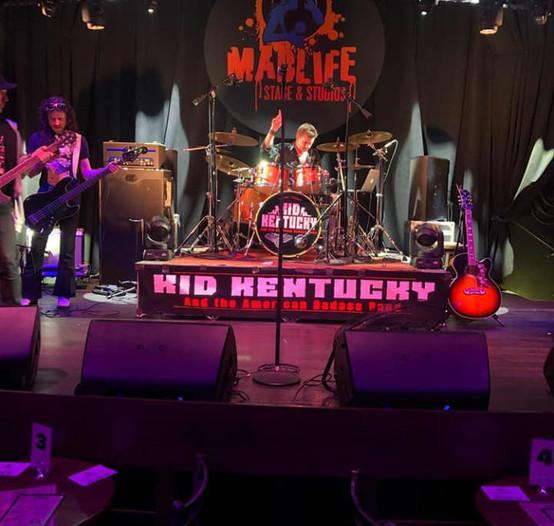 kid kentucky kid rock tribute show madli