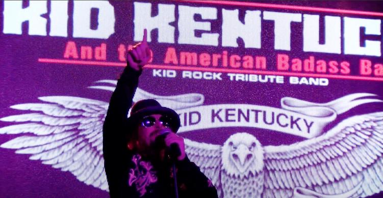 Kid Kentucky and the American bad ass ba