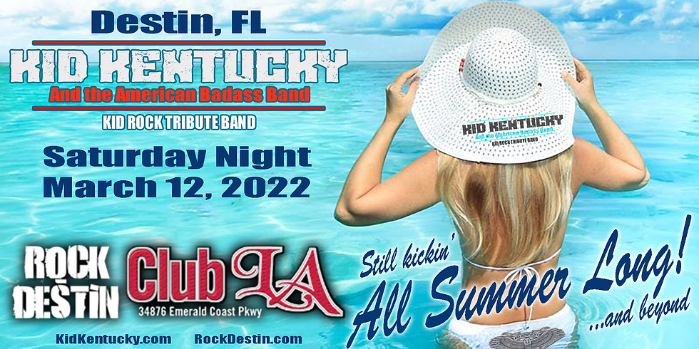 Rock Destin Club LA - Destin, FL